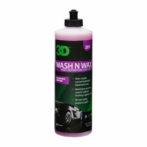 Darby's Paints 3D Wash N Wax