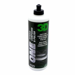 Darby's Paints 3D Cutting Compound Finishing Polish
