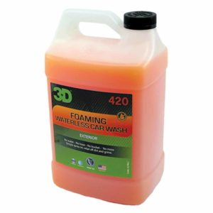 Darby's Paints 3d Foaming Waterless Car Wash