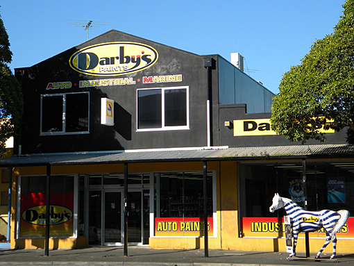 Darby's Paints Geelong Store